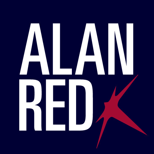Alan Red Underwear